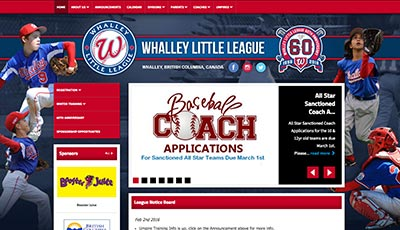 Whalley Little League